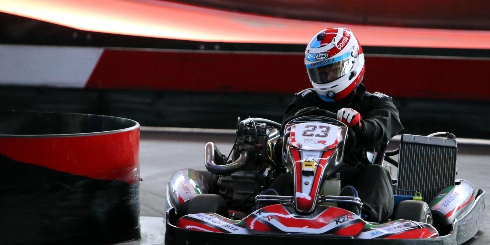 2015 – Kart World Championship