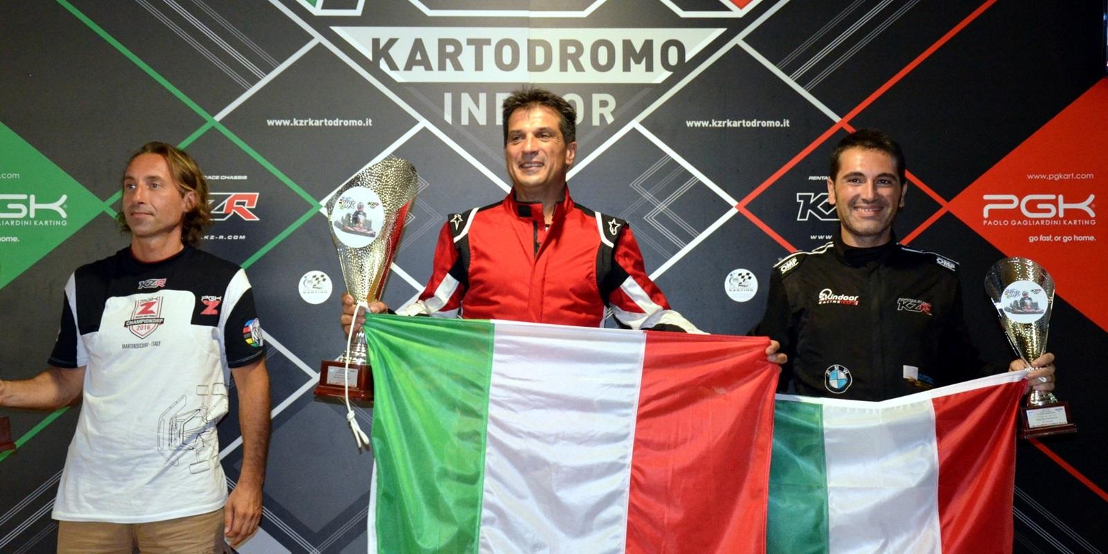 2016 – Kart World Championship